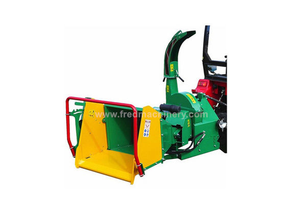 China Pto Driven BX52R Wood Chipper , 3 Point Hitch 5 Inch Pto Tree Chipper supplier