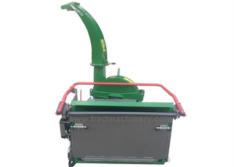 China Hydraulic Feed Pto Powered Wood Chipper , 30 - 70HP BX52R Pto Wood Chipper Shredder supplier