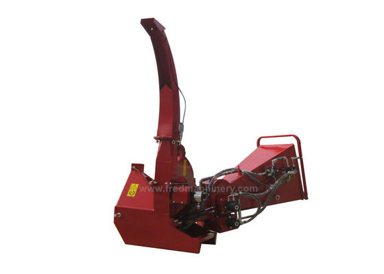 China 60 - 150HP Tractor 9 Inch Wood Chipper Direct DriveWith Shear Bolt PTO Shaft supplier