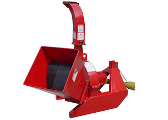 China 4 Reversible Blades BX42S Self Feeding Wood Chipper PTO Drive 3 Point Hitch supplier