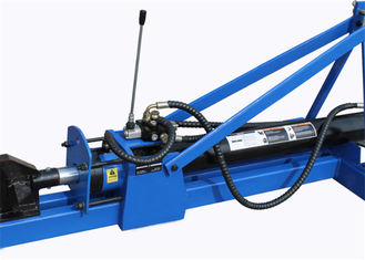 China 25 Tons Tractor Powered Hydraulic Log Splitter With 3 Point Suspension System supplier