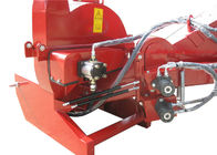 9 Inch Three Point Hitch Wood Chipper Shredder Pto Driven Hydraulic Feed