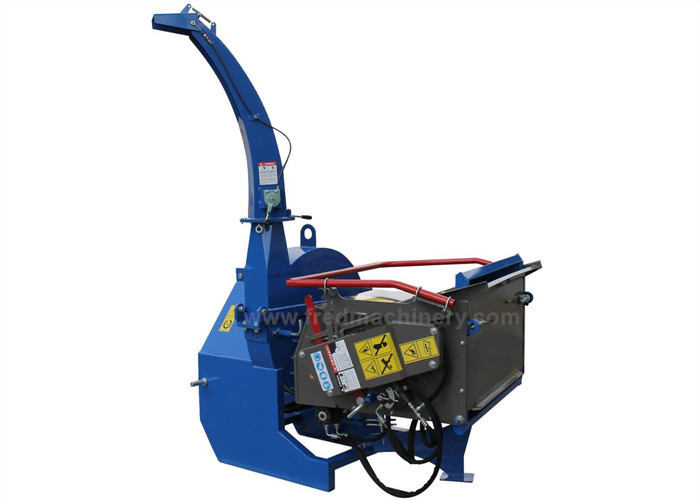 Custom Color BX72R Heavy Duty Wood Chipper 40 - 100HP 7 Inch Chiooing Capacity