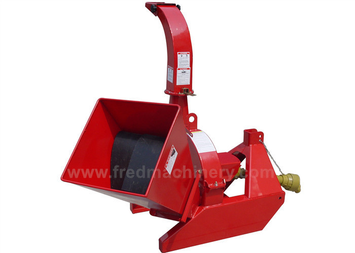 3 Point Hitch 4 Inch Wood Chipper BX42S Shredder With Adjustable Chute