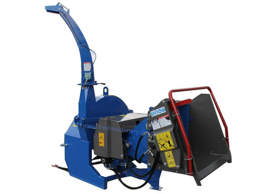 40 - 100HP 3pt Hitch Wood Chipper , BX72R 7 Wood Chipper With Hydraulic System