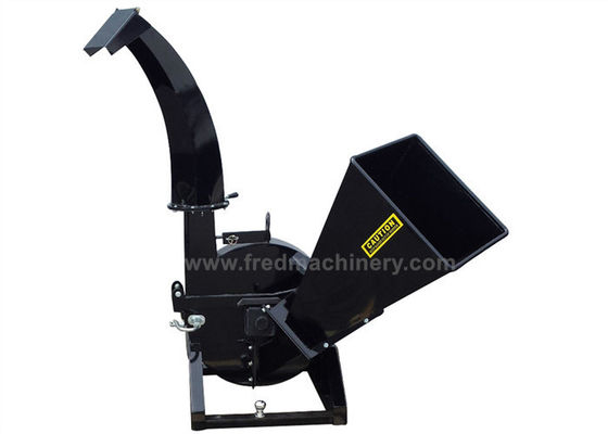 Self Feeding BX42S Pto Driven Wood Chipper 3 Point Hitch 4 Inch Chipping Capacity