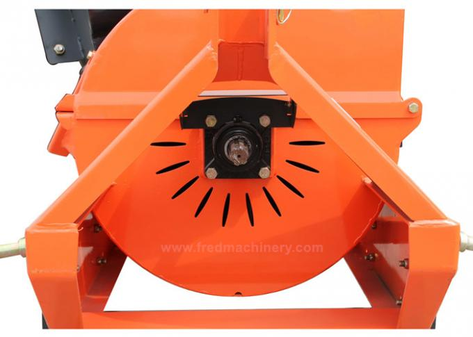 4 Inch Capacity 3 Point Pto Chipper , BX42R Tractor Pto Shredder Mulcher